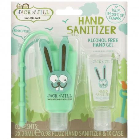 Higienizante de manos Ecológico Jack n jill Conejo