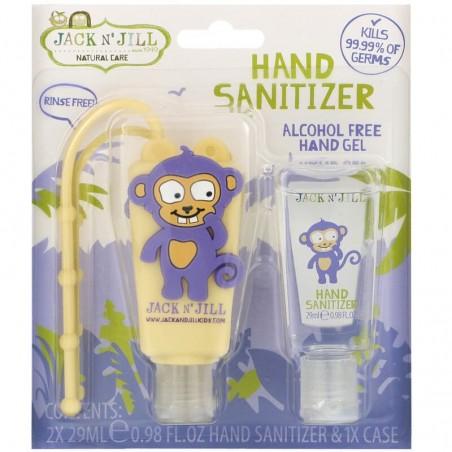 Higienizante de manos Ecológico Jack n jill Mono