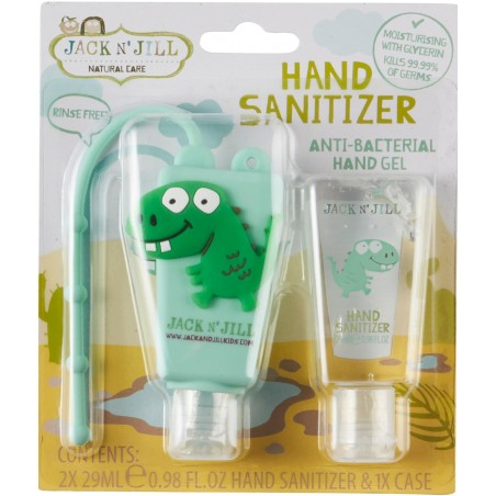 Higienizante de manos Ecológico Jack n jill Dino