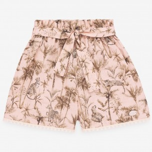 SHORT INFANTIL  ESTAMPADO...