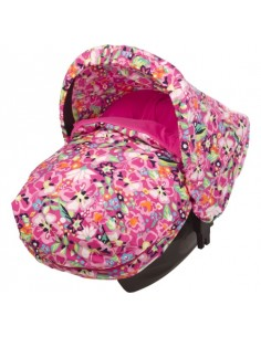 Saco mini Retro Flowers Tuc Tuc
