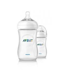 BIBERON SCF693/17 NATURAL 260ML AVENT