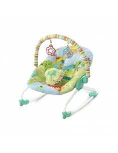 HAMAQUITA BS60340 ROCKER SNUGGLE JUNGLE BRIGHT STARS
