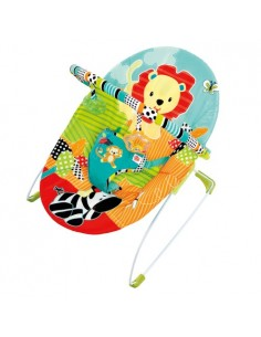 HAMAQUITA BS60133 ROAMING SAFARI BOUNCER BRIGHT STARS