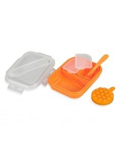 SET FIAMBRERAS DE VIAJE SCF724/00 ON THE GO AVENT