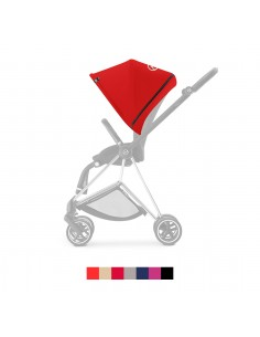 MIOS COLOR PACK CAPOTA +REDUCTOR MIOS CYBEX