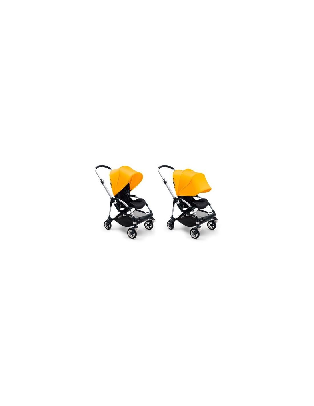 Bugaboo bee 5 capota extensible for Silla bugaboo bee 5