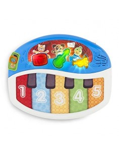 DISCOVERY PLAY PIANO BE90606 BABY EINSTEIN