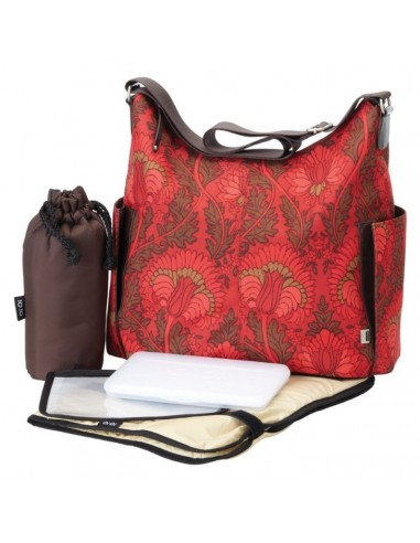 HOBO RED VINTAGE-BROWN LINING  OIOI