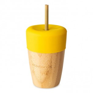 VASO BAMBOO ECO 240ML +...