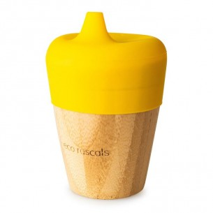 VASO BAMBOO ECO 190 ML +...