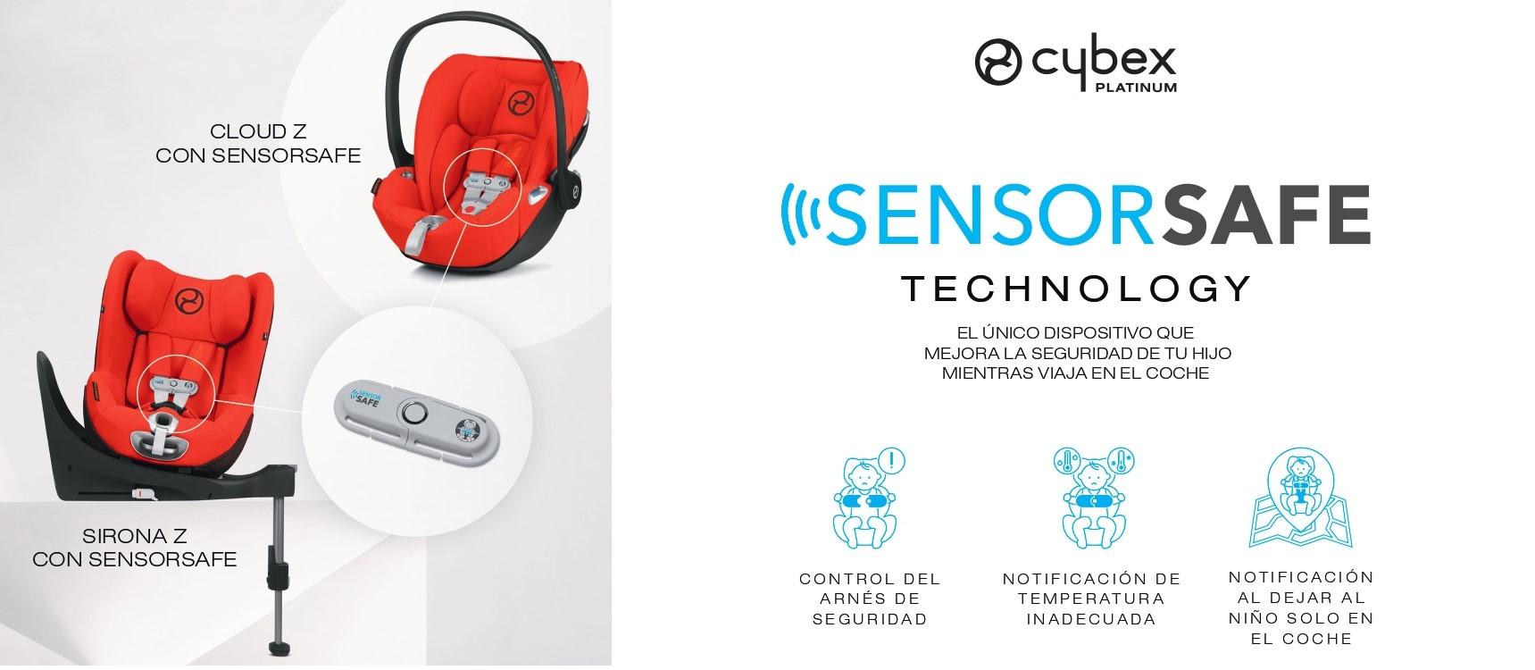 565831837 Cybex Sensor Safe - Sirona Z Cloud Z