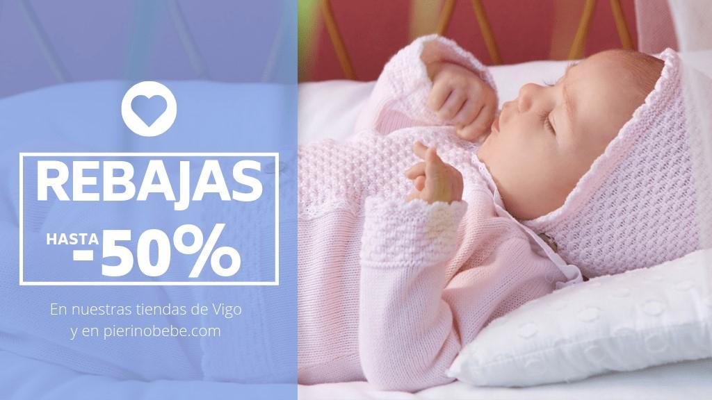 Rebajas PAZ Rodríguez y artículos bebé