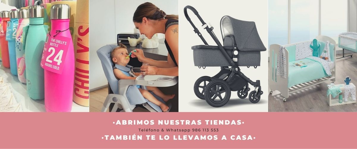 Tiendas bebé Vigo y Online