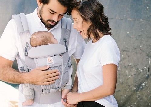 Quincena del bebé - Mochilas portabebé